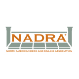 North American Deck and Railing Association logo.