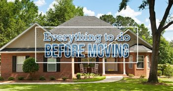 Everything to Do Before Moving into a New House