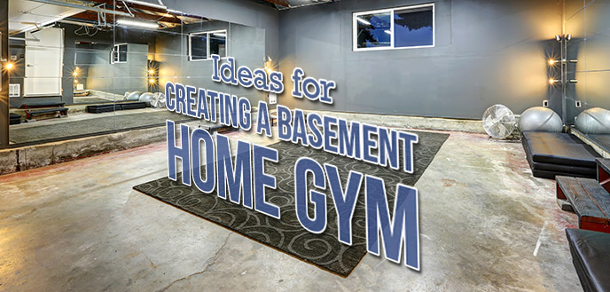 5 Simple Ideas For A Basement Home Gym Budget Dumpster