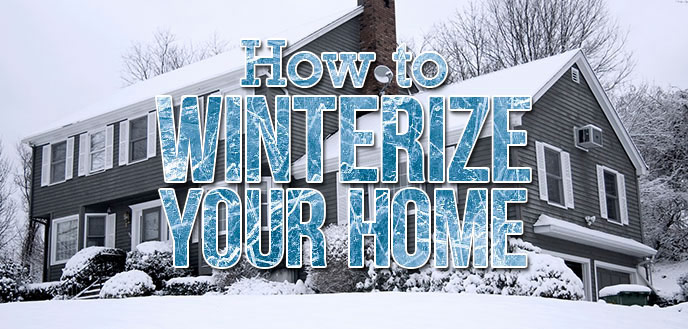 13 Ways to Winterproof Your Home