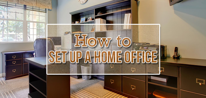How to Set Up a Home Office on a Budget