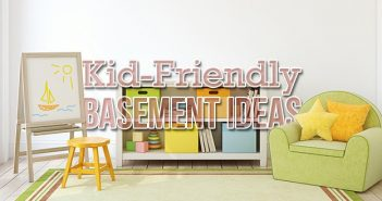 9 kid-friendly basement playroom ideas.