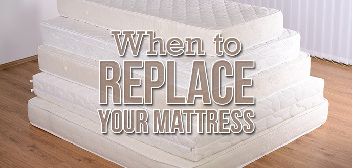 When to Replace Your Mattress.