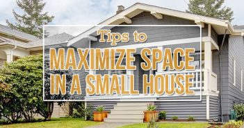 How to Create Space in a Small House