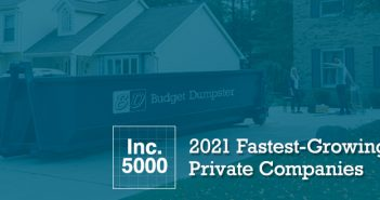 Inc. 5000-2021 Fastest-Growing Private Companies