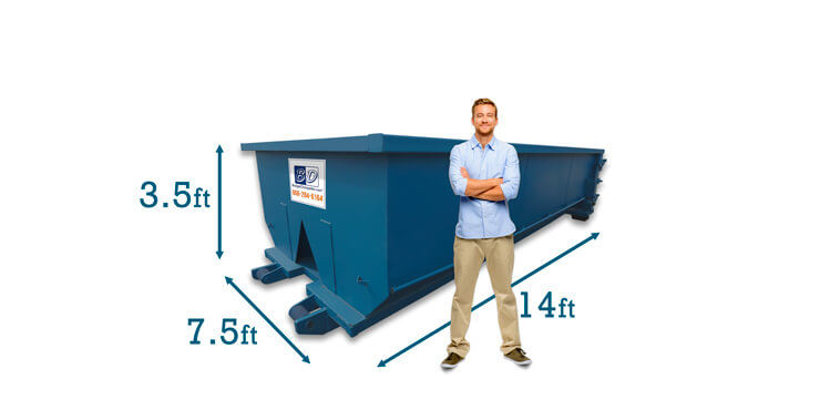 Dumpster Sizes What Size Dumpster Do You Need