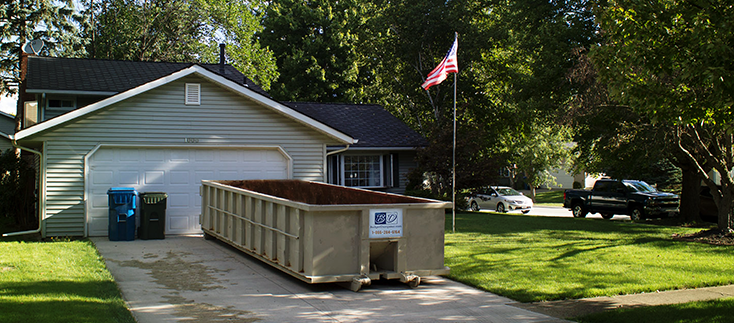 Roll Off Dumpster Rentals For Residences Amp Construction
