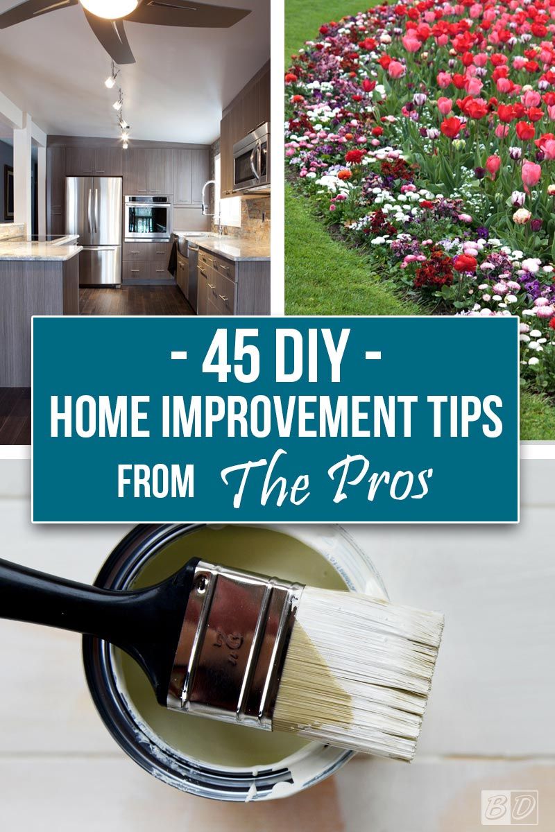 The New Homeowners Guide To DIY Home Improvement