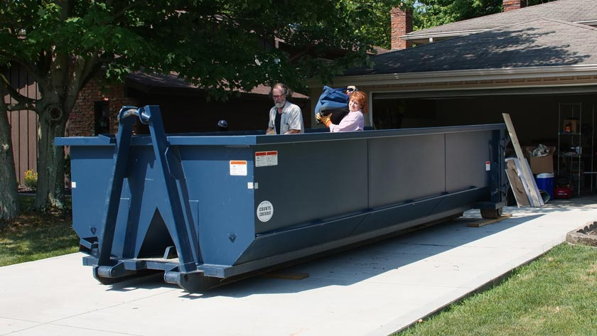 Do You Need A Dumpster Permit Budget Dumpster
