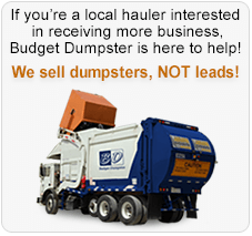 Become a Commercial Hauler