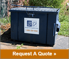 Get a Commercial Dumpster Quote